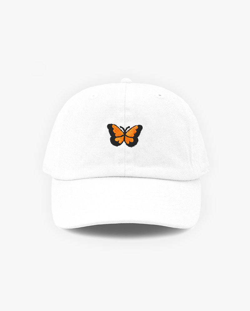 Kids Embroidery Unicorn & Butterfly Baseball Cap.