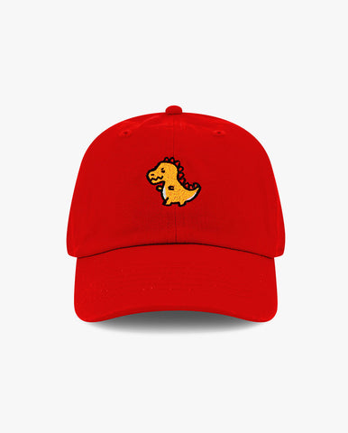 Kids Embroidery Dinosaur Baseball Cap.