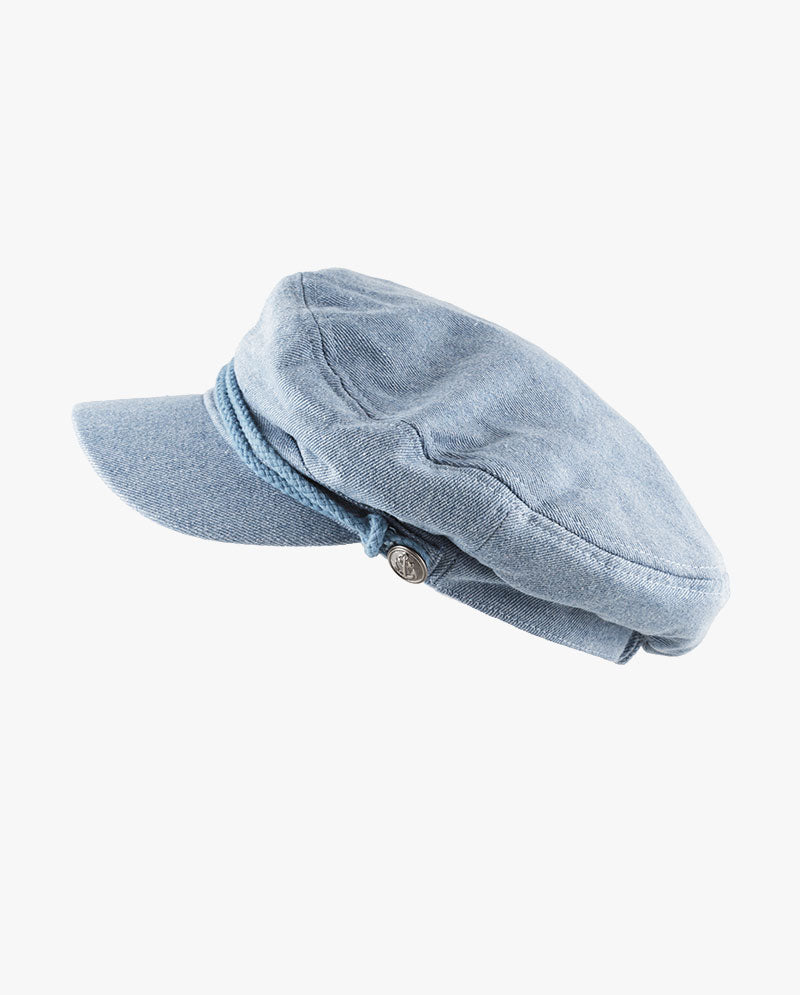 Kids Cotton Greek Fisherman Hat
