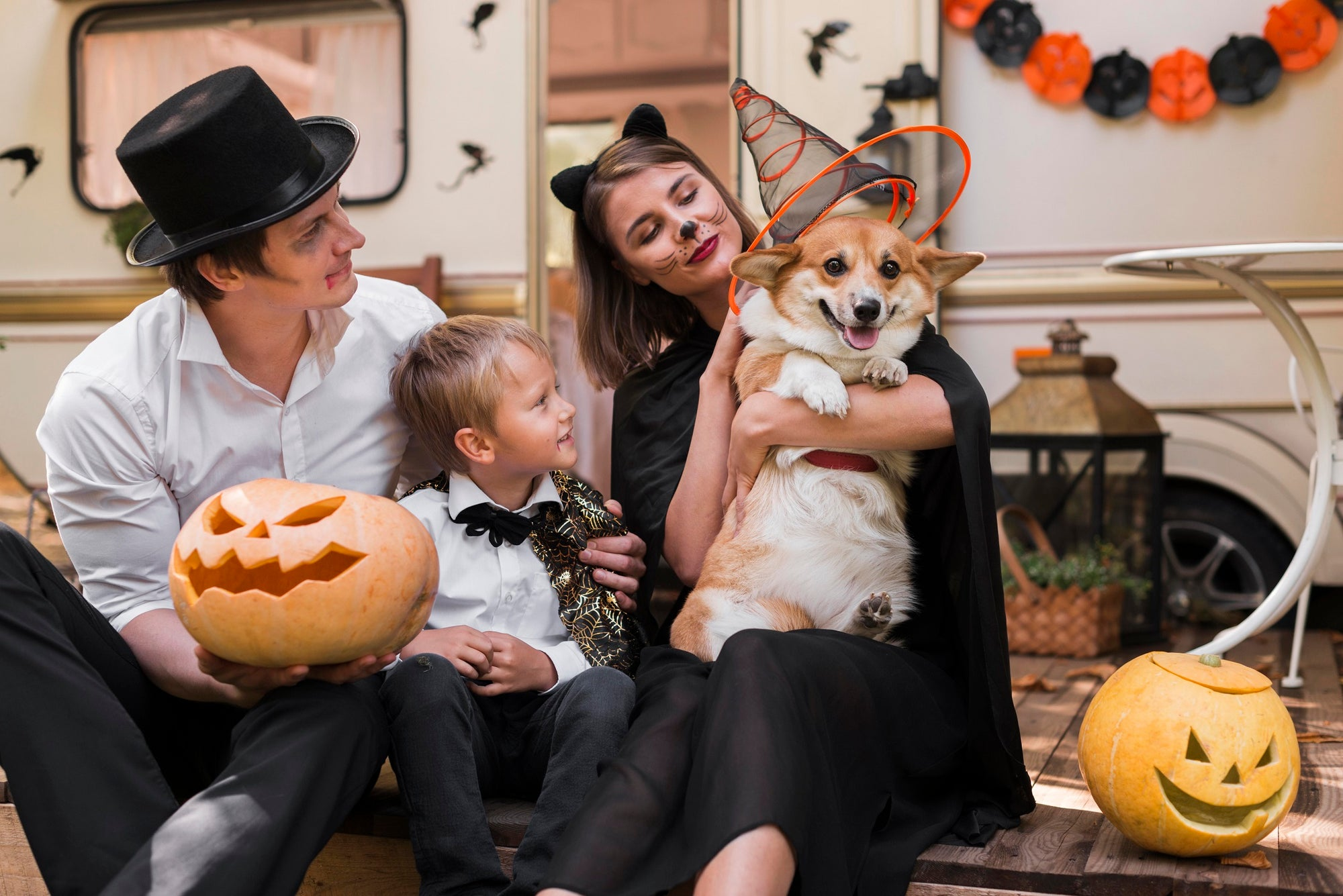 5 Must-Dos to Keep Your Dog Safe This Halloween