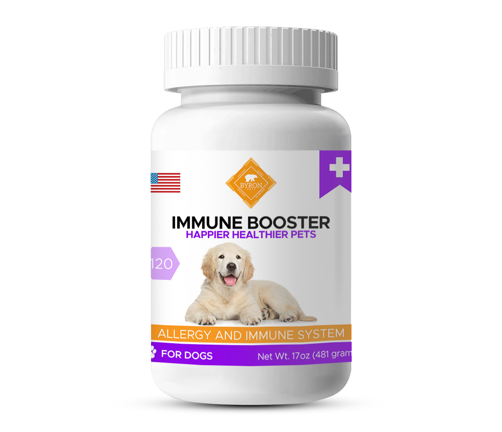 Immune Booster - 120 Count