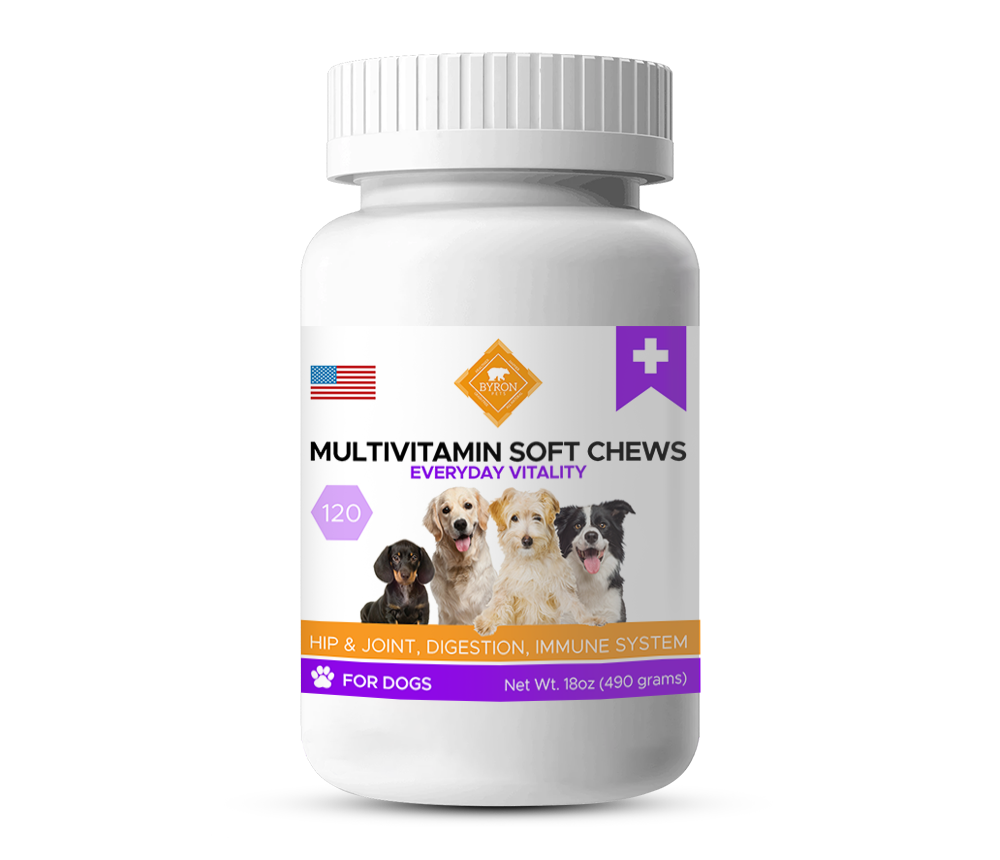 Multivitamin with Glucosamine - 120 Count