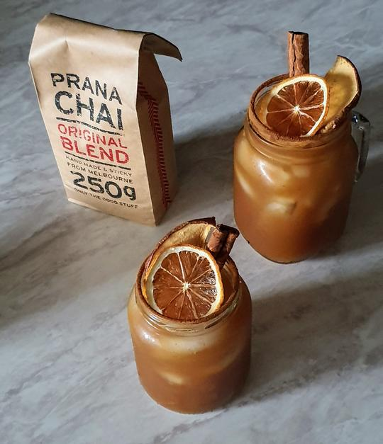 Chai Apple Soda