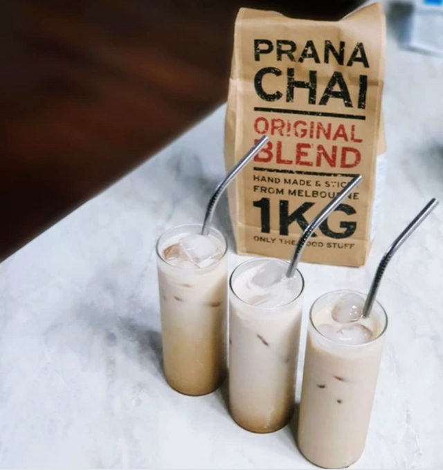 How to Cold Brew Prana Chai at Home