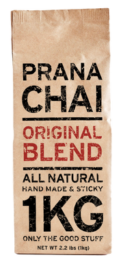 Prana Chai Original Masala Blend 1kg (Subscription Only)  Auto renew