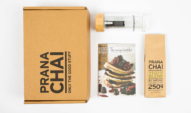 Prana Chai Vegan Cold Brew Starter Kit
