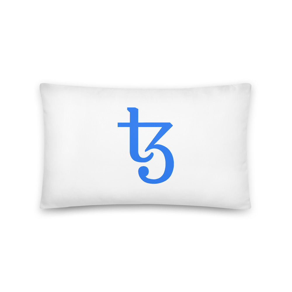 Tezos Pillow