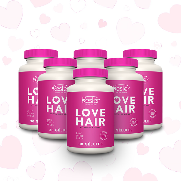 LOVE HAIR - 6 Mois