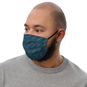 Deadspin Logo Face Mask