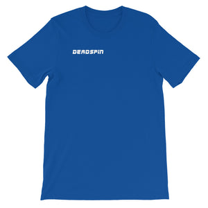 Deadspin Small Logo Unisex T-Shirt