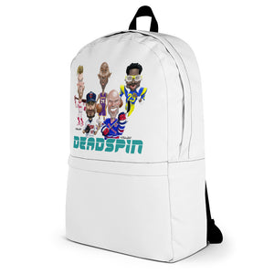 Deadspin Sport Collage Backpack