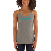 Load image into Gallery viewer, Deadspin Logo Racerback Tank
