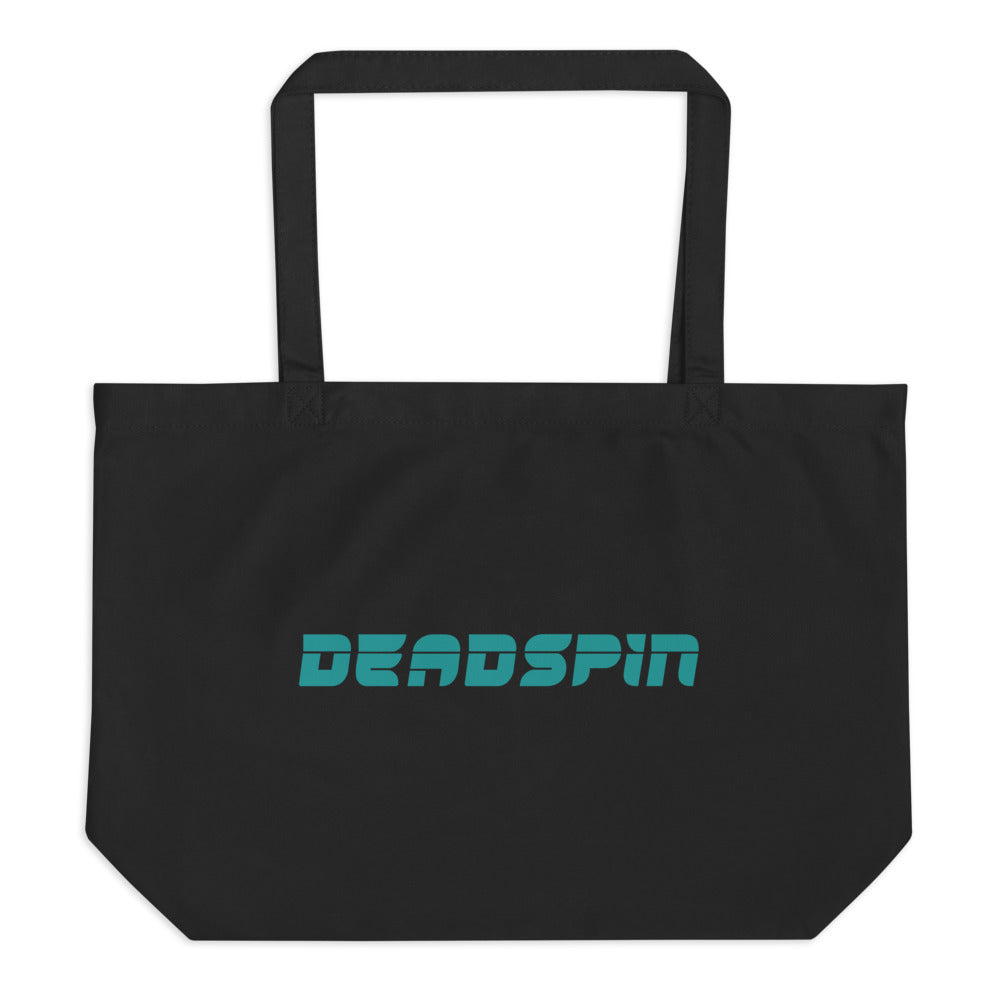 Deadspin Logo Large Tote Bag