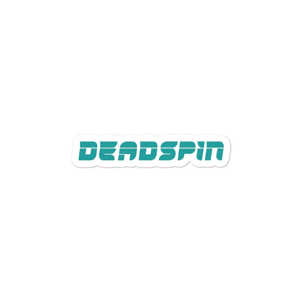 Deadspin Logo Stickers
