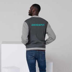Deadspin Logo Letterman Jacket
