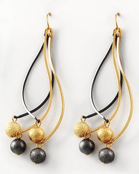 Gold & Silver Earring Set - Impulsive Fashion