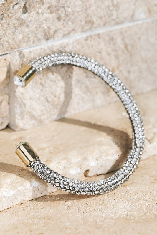 Bling Cuff Bracelet - Impulsive Fashion