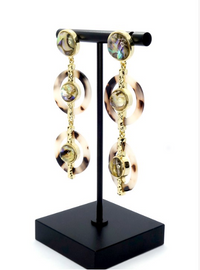 Cat-Eye Earring Set - Impulsive Fashion