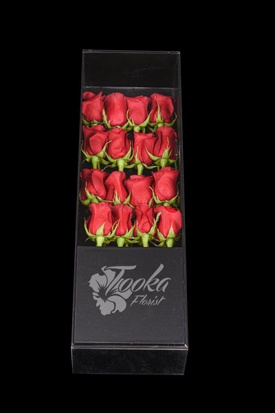 Signature Rose Box - Tooka Florist