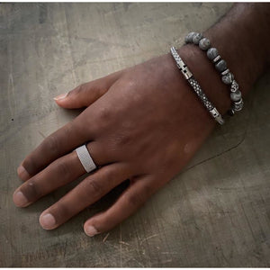 Stainless steel chain ring