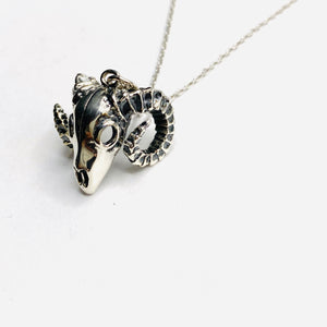 Ramskull necklace