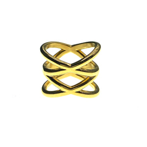 Twisted geometric statement ring