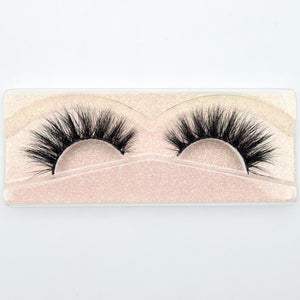 Mink 3D Lashes Natural Looking False Eyelash Extensions
