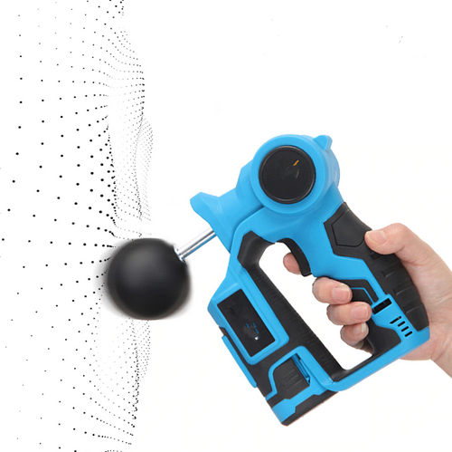 Electric Vibrating Percussive Massaging Gun