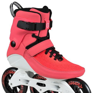 Powerslide Swell 110mm Bright Crimson Inline Skates