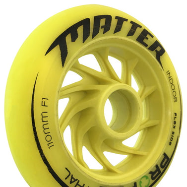 F1 Matter Lethal Propel 110 Indoor Speed Skating Racing Wheels