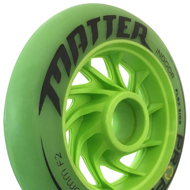 F2 Matter Lethal Propel 110 Indoor Speed Skating Racing Wheels