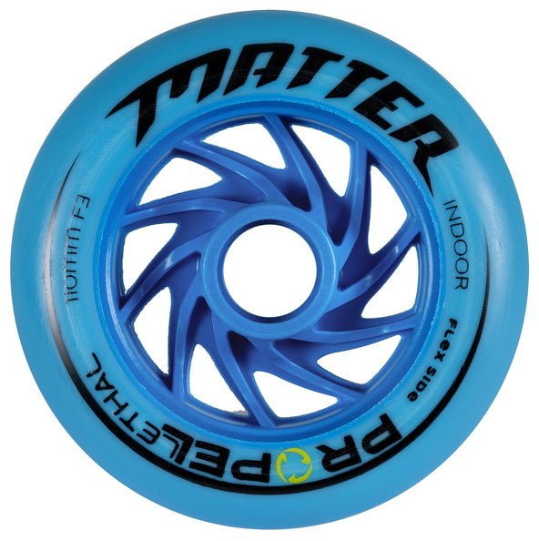 F3 Matter Lethal Propel 110 Indoor Speed Skating Racing Wheels