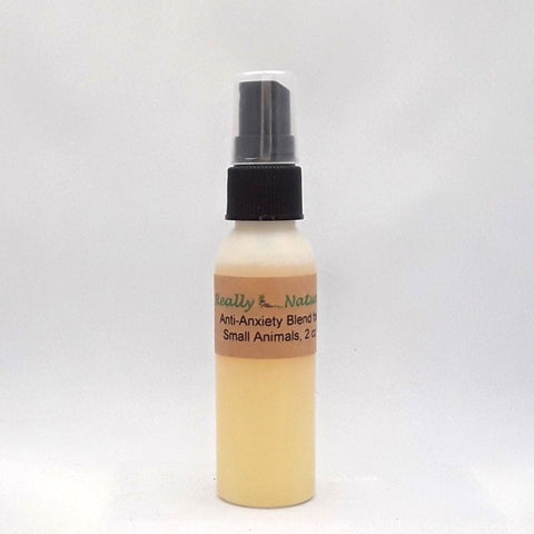 Anti-Anxiety Blend for Small Animals: Natural and Calming, 2 oz or 8 oz
