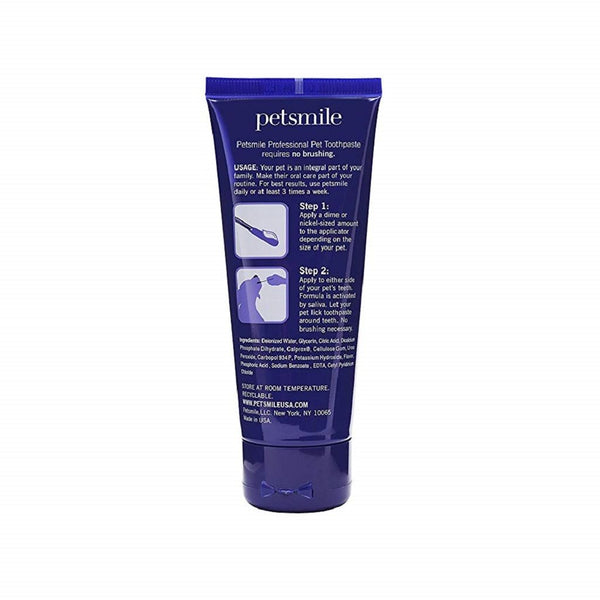 Petsmile - Travel Size Professional Pet Toothpaste 2.5 oz, Shipping is Free!