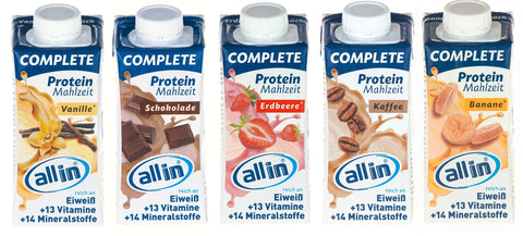 all in COMPLETE Protein Mahlzeit 200 ml