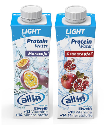 allin LIGHT Protein Water