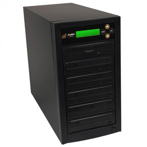 Acumen Disc 1 to 5 Blu-Ray Duplicator - Multiple BD-R Discs Copy Burner Writer Recorder Tower System