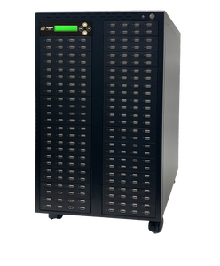Acumen Disc 1 to 199 USB Drive Duplicator - Multiple Flash Memory Copier / SSD / External Hard Drive Clone (Up to 35mbps) & Sanitizer (DoD Compliant)