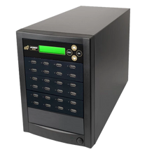 Load image into Gallery viewer, Acumen Disc 1 to 23 Multiple USB Drive Duplicator Flash Memory Copier / SSD / External Hard Drive Clone (Up to 35mbps) & Sanitizer (DoD Compliant)