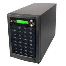 Load image into Gallery viewer, Acumen Disc 1 to 31 Target Multiple USB Drive Duplicator Flash Memory / SSD / External Hard Drive Copier (Up to 35mbps) & Sanitizer (DoD Compliant)
