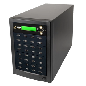 Acumen Disc 1 to 31 Target Multiple USB Drive Duplicator Flash Memory / SSD / External Hard Drive Copier (Up to 35mbps) & Sanitizer (DoD Compliant)