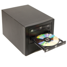Load image into Gallery viewer, Acumen Disc 1 to 1 Easy Copy DVD CD Duplicator - Standalone Auto Start Copier