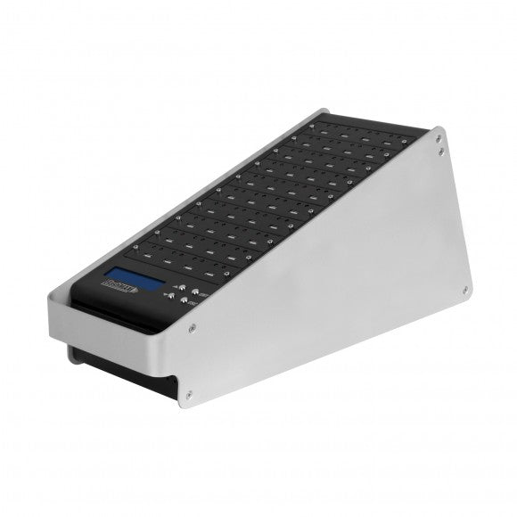1 to 39 FlashMax USB Duplicator - Standalone Flash Memory Mass Storage Class Copier