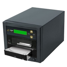 "Load image into Gallery viewer, Acumen Disc 1 to 1 SATA III Hard Drive Duplicator (up to 600MB/s) - 3.5"" & 2.5"" HDD & SSD Memory Card Copier & Sanitizer (DoD Compliant)"