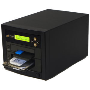 "Acumen Disc 1 to 1 SATA III Hard Drive Duplicator (up to 600MB/s) - 3.5"" & 2.5"" HDD & SSD Memory Card Copier & Sanitizer (DoD Compliant)"