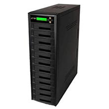 "Load image into Gallery viewer, Acumen Disc 1 to 11 SATA III Hard Drive Duplicator (up to 600MB/s) - Multiple 3.5"" & 2.5"" HDD & SSD Memory Card Copier & Sanitizer (DoD Compliant)"