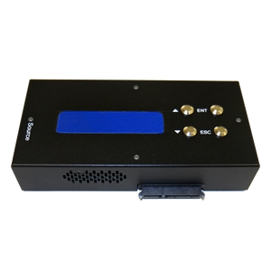 1 to 3 Compact Mini Multiple SATA II Hard Drive Duplicator HDD Cloner (up to 300MB/s) & SSD Card Copier