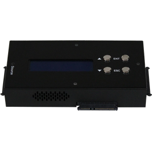 1 to 2 Compact Mini Multiple SATA II Hard Drive Duplicator HDD Cloner (up to 300MB/s) & SSD Card Copier