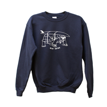 Afbeelding in Gallery-weergave laden, Limited Sweater Turtle | Kids