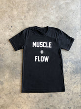 Load image into Gallery viewer, Muscle + Flow - Unisex Tee